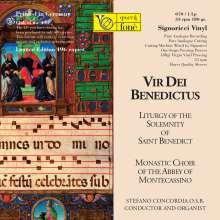 Vir Dei Benedictus (180g), LP