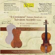 Fritz Kreisler (1875-1962): Il Cremonese Antonio Stradivari 1715  - Homage to Fritz Kreisler (180g / limitierte Auflage), LP