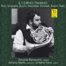 Simone Baroncini - Il Corno Italiano, Super Audio CD