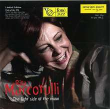 Rita Marcotulli (geb. 1959): The Light Side Of The Moon (180g) (Limited Edition), LP