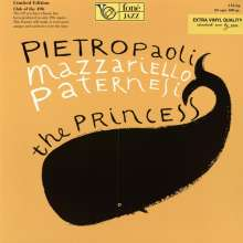 Enzo Pietropaoli, Julian Mazzariello & Alessandro Paternesi: The Princess (180g) (Limited-Edition), LP