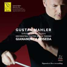 Gustav Mahler (1860-1911): Symphonie Nr.9 (180g), 2 LPs