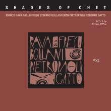 Enrico Rava, Paolo Fresu & Stefano Bollani: Shades Of Chet (180g) (Limited Edition), 2 LPs