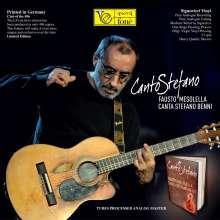 Fausto Mesolella (1953-2017): Canto Stefano (180g) (Limited Edition) (Natural Sound Recording), LP