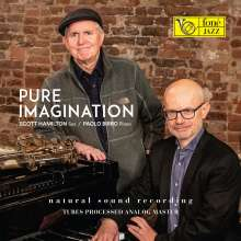 Scott Hamilton & Paolo Birro: Pure Imaginaton (180g) (Natural Sound Recording) (Limited Edition), LP