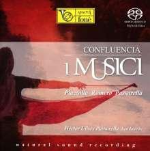 I Musici - Confluencia, Super Audio CD