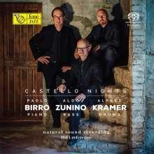 Paolo Birro, Aldo Zunino & Alfred Kramer: Castello Nights, Super Audio CD