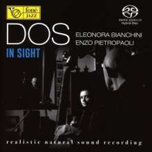 Eleonora Bianchini & Enzo Pietropaoli: Dos In Sight, SACD