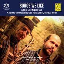 Tonolo & Bianchetti Duo: Songs We Like (Natural Sound Recording), SACD
