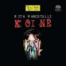 Rita Marcotulli (geb. 1959): Koiné, SACD