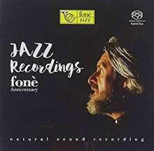 Jazz Recordings: 35th Fonè Anniversary, SACD