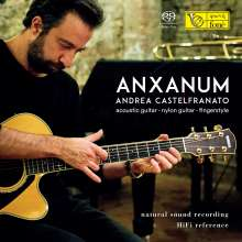 Andrea Castelfranato: Anxanum (Natural Sound Recording), SACD