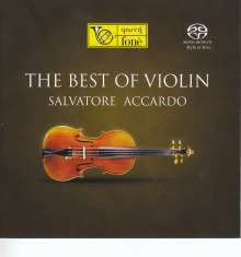 Salvatore Accardo - The Best of Violin, SACD