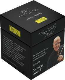 Salvatore Accardo - Happy Birthday Maestro! (40 SACD-Box / limitierte Auflage), 40 Super Audio CDs