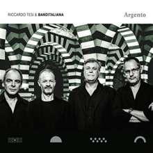 Riccardo Tesi: Argento, CD