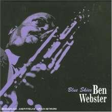 Ben Webster (1909-1973): Blue Skies, CD