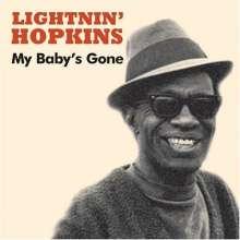 Sam Lightnin' Hopkins: My Baby's Gone, CD