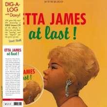 Etta James: At Last! (180g), 2 LPs