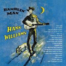 Hank Williams: Ramblin' Man (180g), LP