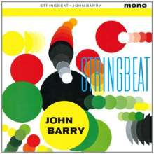 John Barry (1933-2011): Stringbeat (180g) (Limited Edition), LP