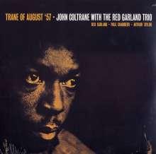 John Coltrane (1926-1967): Trane Of August '57 (180g), LP