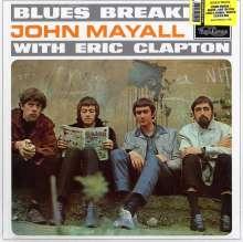 John Mayall: John Mayall & The Bluesbrakers With Eric Clapton (180g) (+ 4 Bonus-Tracks), LP