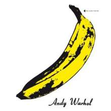 The Velvet Underground: Velvet Underground & Nico (180g) (with peelable Banana!), LP