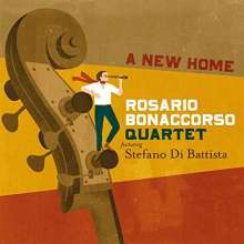 Rosario Bonaccorso & Stefano Di Battista: A New Home, CD