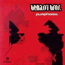 Benassi Bros.: Pumphonia, 2 CDs