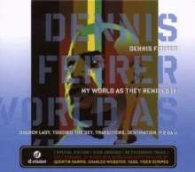 Dennis Ferrer: My World As They Remixed It, 3 CDs