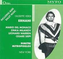 Giuseppe Verdi (1813-1901): Ernani, 2 CDs