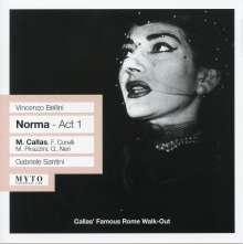 Vincenzo Bellini (1801-1835): Norma (1.Akt), CD