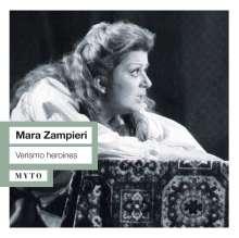 Mara Zampieri - Verismo heroines, CD