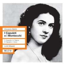 Vincenzo Bellini (1801-1835): I Capuleti e I Montecchi, 2 CDs