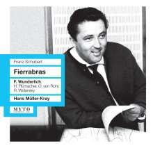 Franz Schubert (1797-1828): Fierrabras, CD