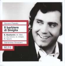 Giovanni Paisiello (1740-1816): Der Barbier von Sevilla, CD