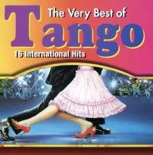 Luis Vinicio: The Very Best Of Tango: 16 International Hits, CD