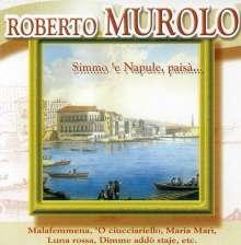Roberto Murolo: Simmo 'E Napule, Paisa..., CD
