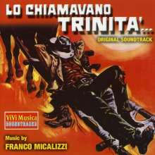 Franco Micalizzi: Filmmusik: Lo Chiamavano Trin, CD