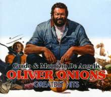 Guido De Angelis & Maur: Oliver Onions-Greatest, CD