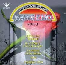 Festival Di San Remo 3, CD