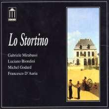 Gabriele Mirabassi (geb. 1967): Lo Stortino, CD