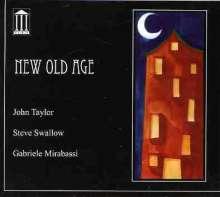 John Taylor, Steve Swallow & Gabriele Mirabassi: New Old Age, CD
