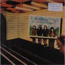 Sensations' Fix: Finest Finger (Limited Edition) (Translucent Green Vinyl), LP