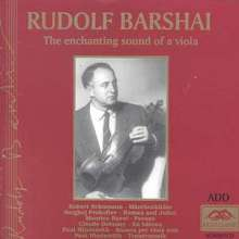 Rudolf Barshai - The Enchanting Sound of a Viola, CD