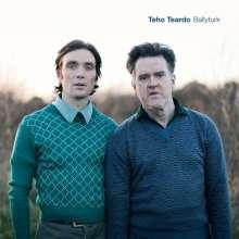 Teho Teardo: Ballyturk, CD