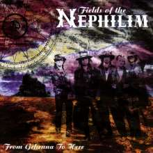 Fields Of The Nephilim: From Ghenna To Here, CD