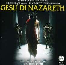 Maurice Jarre (1924-2009): Filmmusik: Gesu' Di Nazareth, CD