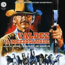 Guido & Maurizio De Angelis (Oliver Onions): Filmmusik: Valdez Il Mezzosangue (Limited Edition), CD