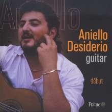 Aniello Desiderio - Debut, CD